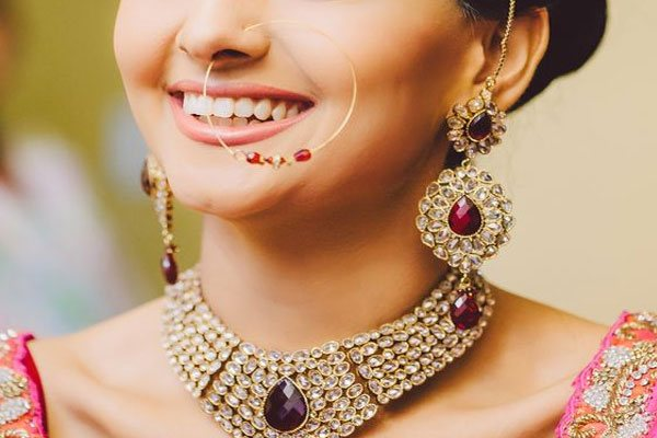 Get bridal smile
