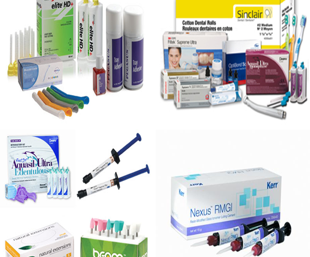 dental aesthetica dental consumables